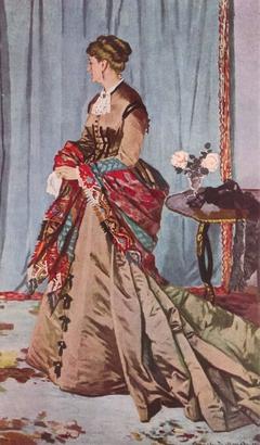 Madame Louis Joachim Gaudibert