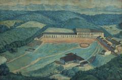 Velha Fazenda Paulista - Sítio dos Alferes, 1835