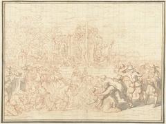 Verminking van de lichamen van de gebroeders de Witt, 1672