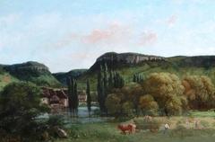 View at Ornans