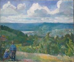 View of Kristianiadalen