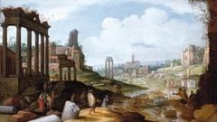 View of the Forum Romanum