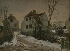 Vinterdag i Lyngby