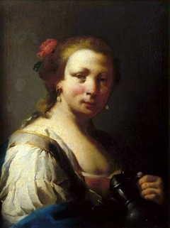 Woman with a jug